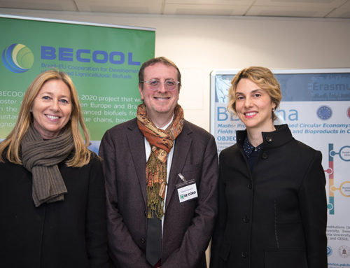BECOOL project showcased at the official opening of RE-Cord labs