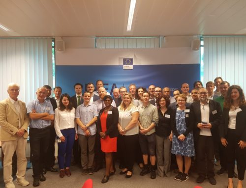 BECOOL Showcased at INEA Meeting on Biofuels and Alternative Fuels Projects