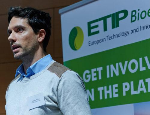 BECOOL project presented at ETIP Bioenergy 9th Stakeholder Plenary Meeting