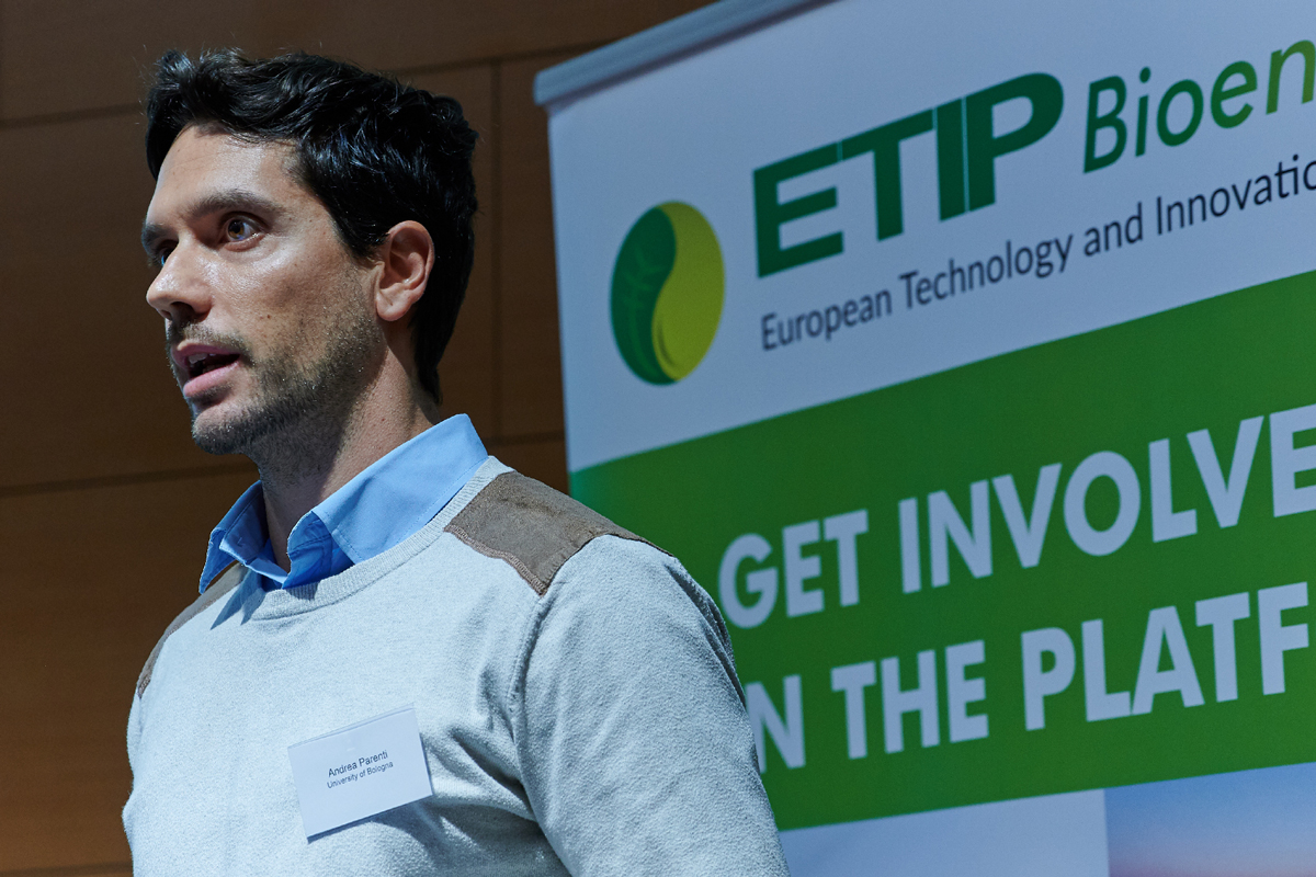 BECOOL project presented at ETIP Bioenergy 9th Stakeholder Plenary Meeting