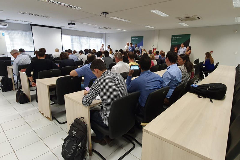 1st BECOOL-BIOVALUE Project meeting starts in Brazil